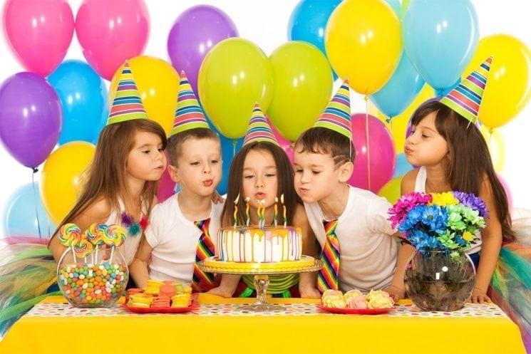 Kinder-Geburtstag - Erlebnis-Therme Amadé in Altenmarkt im Pongau
