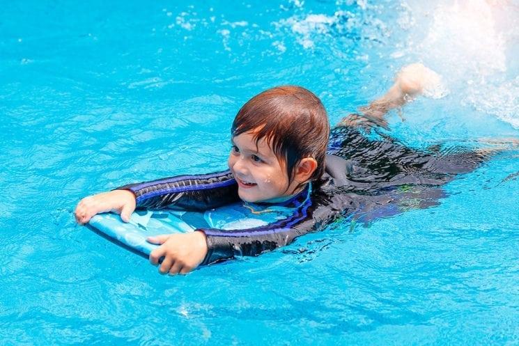 Kinder-Anfänger-Schwimmkurs - Kursangebote - Erlebnis-Therme Amadé in Altenmarkt im Pongau