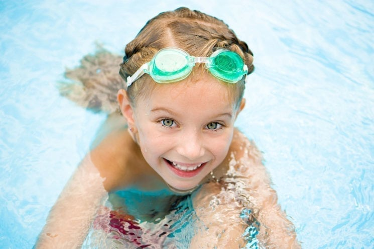 Kinder-Fortgeschrittenen-Schwimmkurs - Kursangebote - Erlebnis-Therme Amadé in Altenmarkt im Pongau