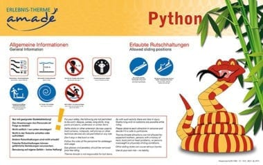 Python - Rutschanleitung