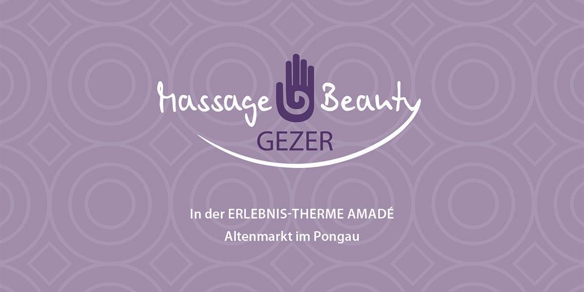 Massage-Angebote in der Erlebnis-Therme Amadé