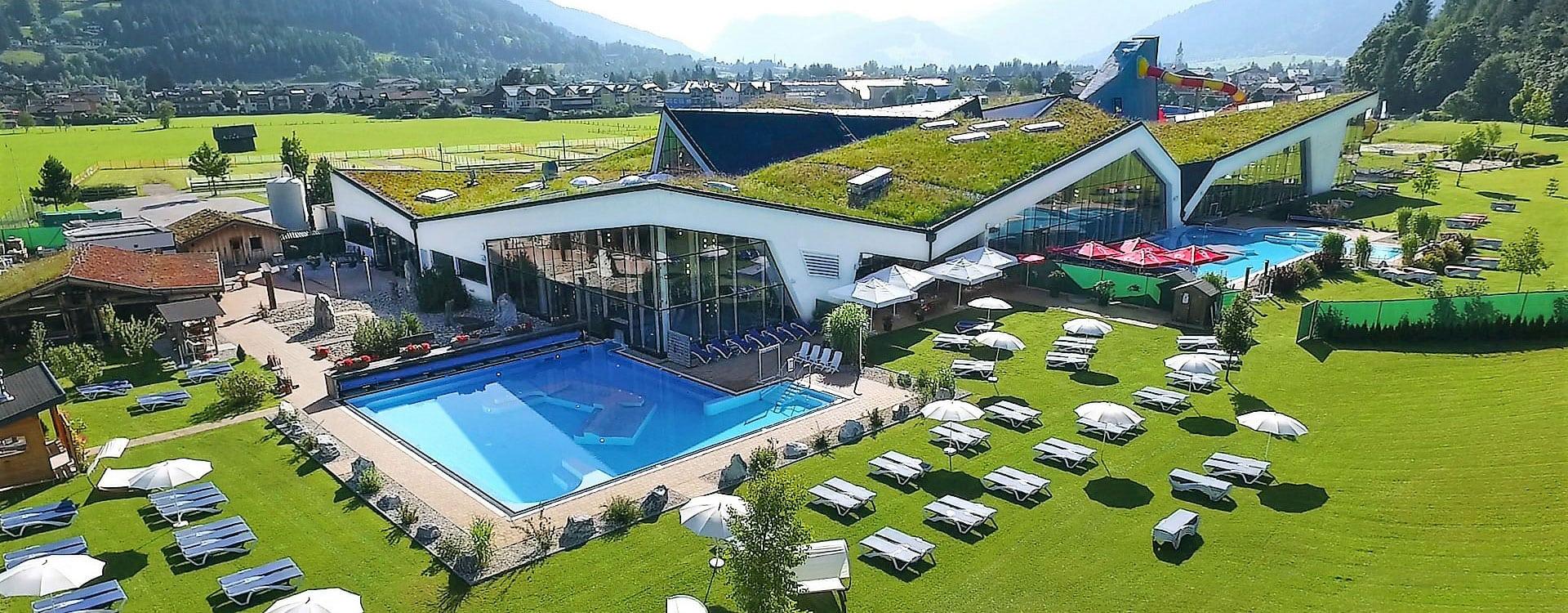 Öffnungszeiten - Erlebnis-Therme Amadé in Altenmarkt im Pongau, Salzburger Land
